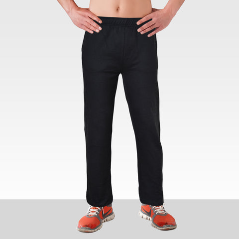 Drifter's Original Soft Fleece Black Trouser