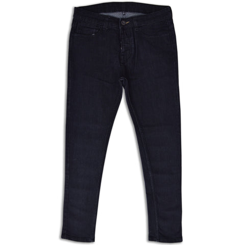 Men's FSBN Soft Stretchable Slim Fit Dark Denim