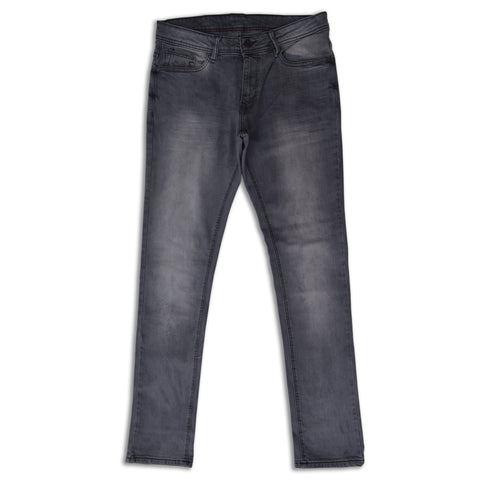 Men's Original Bershka Grey Stretchable Denim