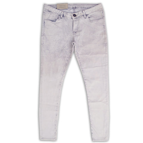 Ladies H&M Marble Wash Skin Fit Stretchable Denim
