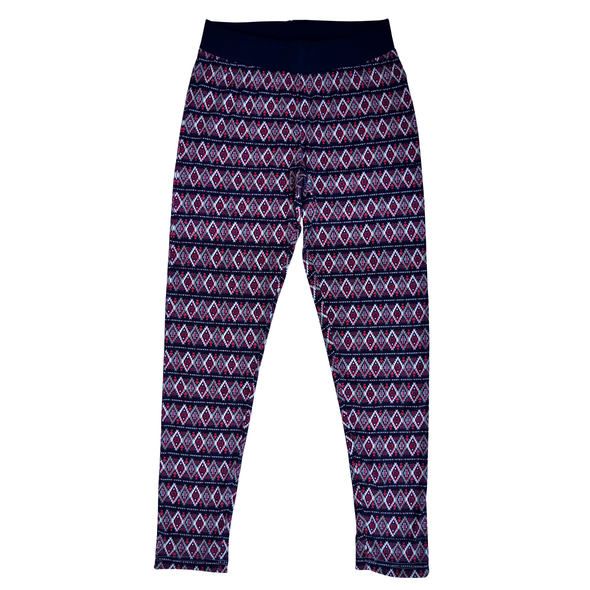 1add7e6d6c7df3 Lady's Original Firetrap Multi Printed Jegging – At Your Door Step