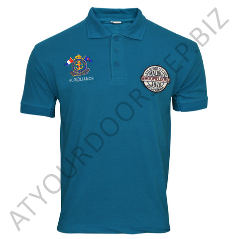 Men's Original RNCO Cut Label Triumph Zink Polo Shirt