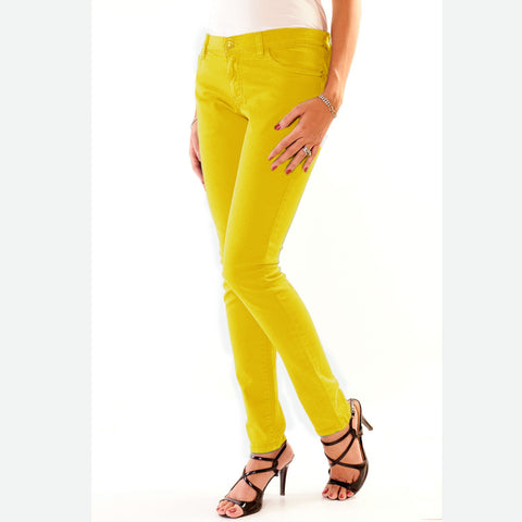 Miss Fit's Original Sun Flower Shade Jegging