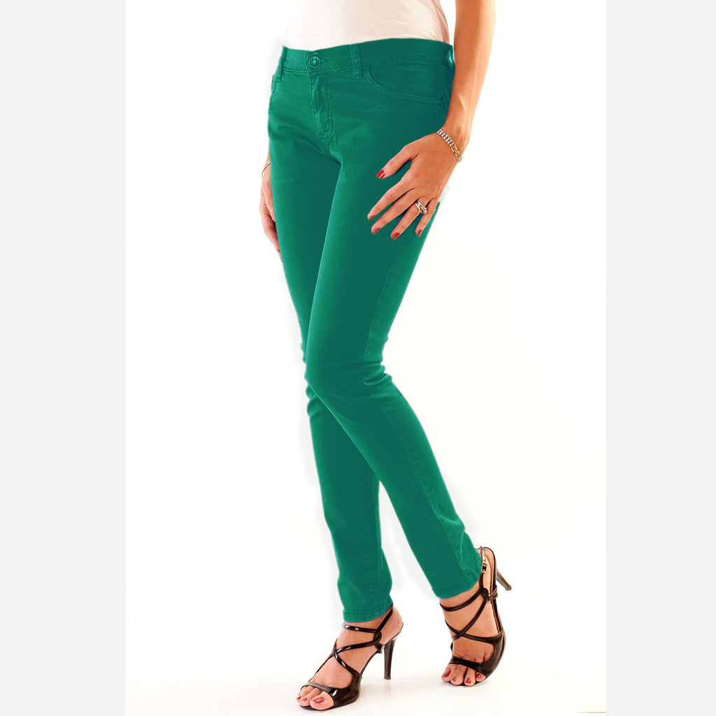 Clear Rock Original Green Jegging