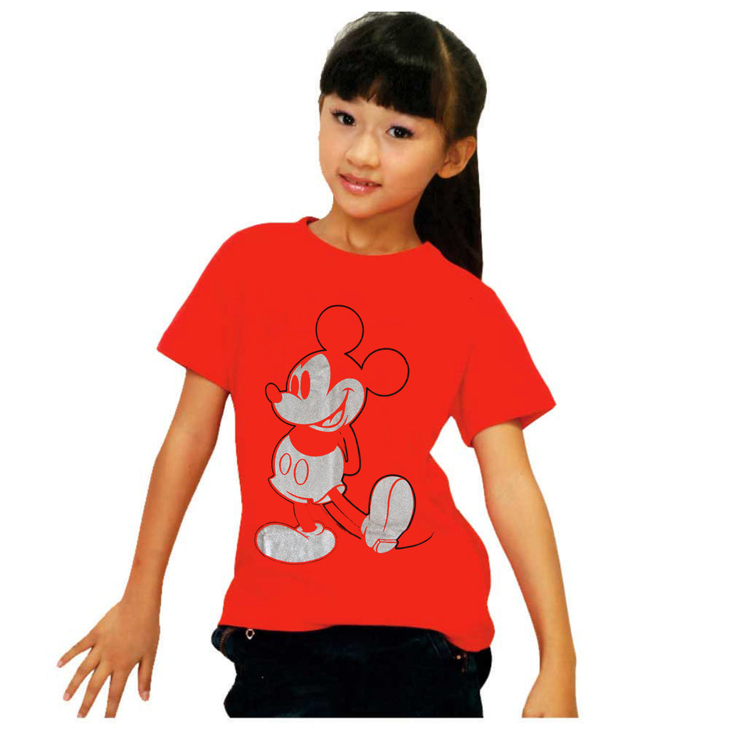 Original Disney Red Mickt T-Shirt