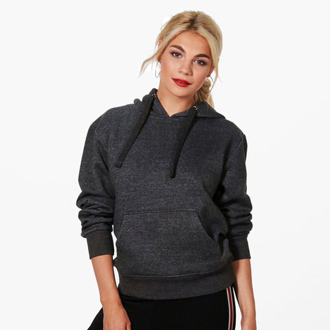 Ladies Original Boohoo Fleece Hoodie