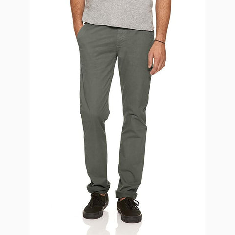 PREMIUM QUALITY 1951 SOBER SLIM FIT OLIVE CHINO