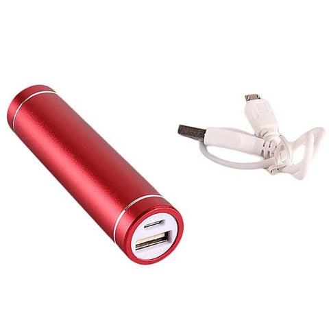 General Battery Parcel 2600mAh Power Bank ( Buy 1 Get 1 Free )