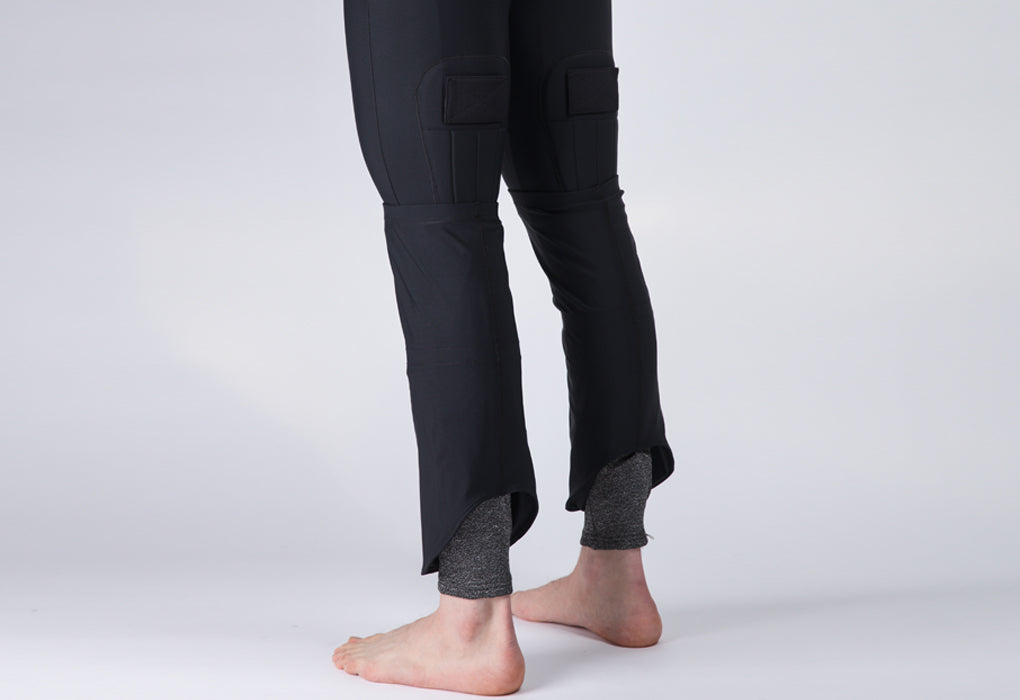 Origin Base Layer Back of Leg Padding