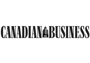 Canadian Business Logo