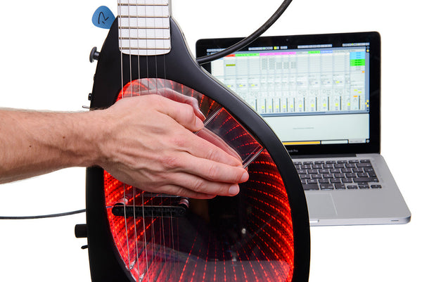 Infinity MIDI Guitar with Expressiv System by Rob OReilly MIDI Guitars