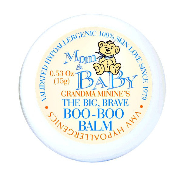 Grandma Minnie's the Big, BraveBoo-Boo Balm 15g