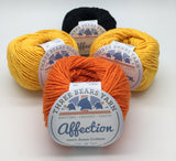 Animal Safari Lion Crochet Pattern & Yarn Pack