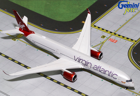 1/400 GeminiJets Virgin Atlantic Airbus A350-1000 Diecast Model