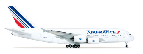 1/500 Herpa Air France Airbus A380-800 Diecast Model - RW Hobbies