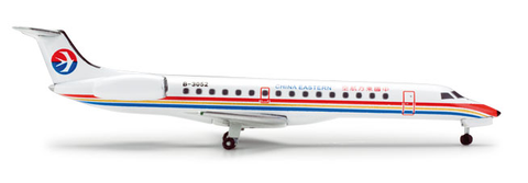 1/500 Herpa China Eastern Airlines Embraer ERJ-145 Diecast Model - RW Hobbies