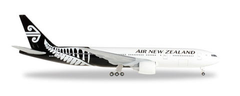 1/500 Herpa Air New Zealand Boeing 777-200 Diecast Model - RW Hobbies