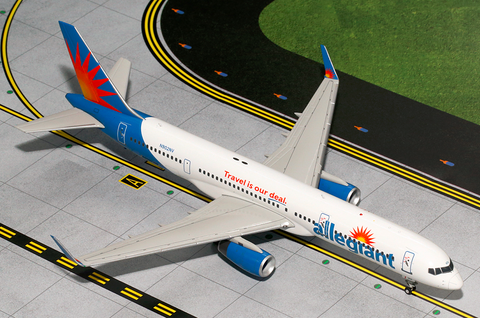1/200 GeminiJets Allegiant Air Boeing 757-200 Diecast Model RW Hobbies