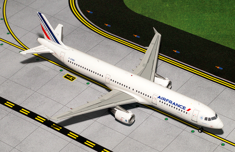 1/200 GeminiJets Air France Airbus A321 Diecast Model RW Hobbies