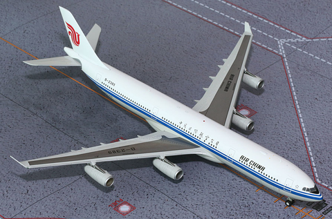 1/200 GeminiJets Air China Airbus A340-300 Diecast Model Plane RW Hobbies