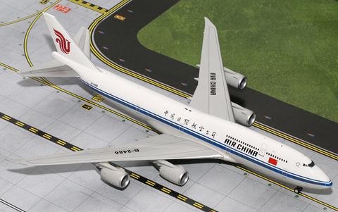 1/200 GeminiJets Air China Boeing 747-8i Diecast Model Plane RW Hobbies