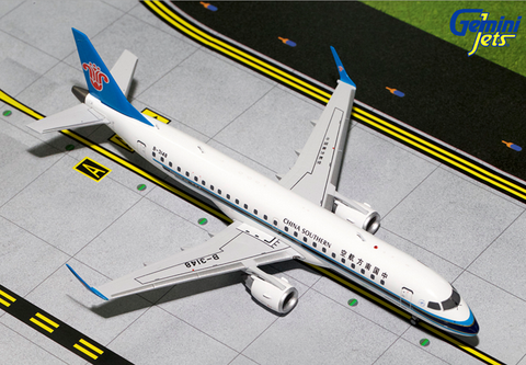 1/200 GeminiJets China Southern Embraer ERJ-190 Diecast Model - RW Hobbies