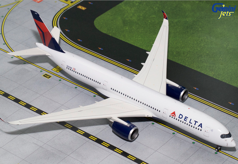 1/200 GeminiJets Delta Airlines Airbus A350-900 Diecast Model - RW Hobbies