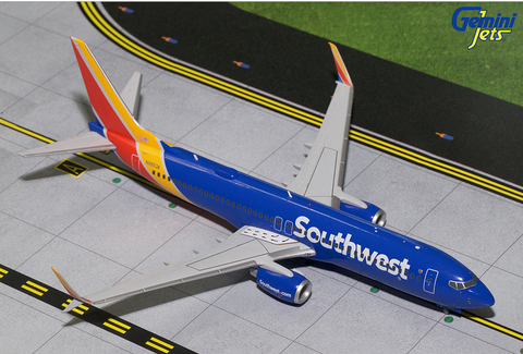 1/200 GeminiJets Southwest Airlines Boeing 737-800s Diecast Model - RW Hobbies
