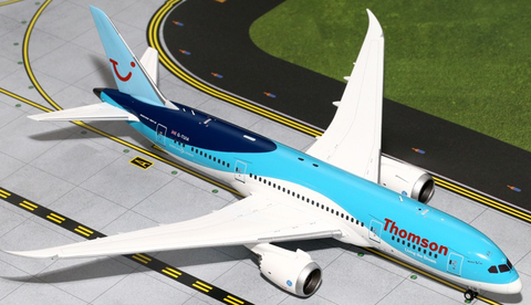 1/200 GeminiJets Thomson Airways Boeing 787-8 Dreamliner Diecast Model - RW Hobbies