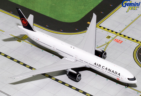 1/400 GeminiJets Air Canada Boeing 777-300ER Diecast Model - RW Hobbies