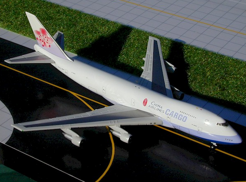 1/400 GeminiJets China Airlines Cargo Boeing 747-200F Diecast Model - RW Hobbies