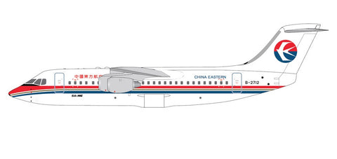 1/400 GeminiJets China Eastern British Aerospace BAe 146-200 Diecast Model