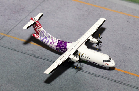 1/400 GeminiJets Ohana (by Hawaiian Airlines) ATR-72 Diecast Model - RW Hobbies