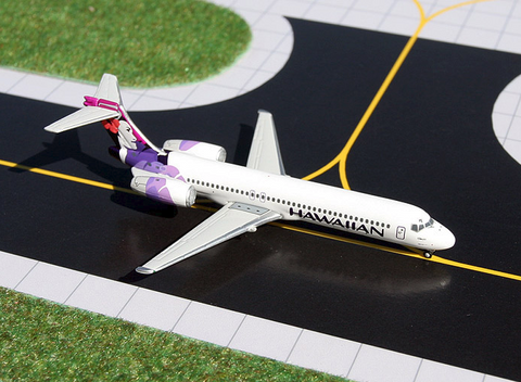 1/400 GeminiJets Hawaiian Airlines Boeing 717-200 Diecast Model - RW Hobbies