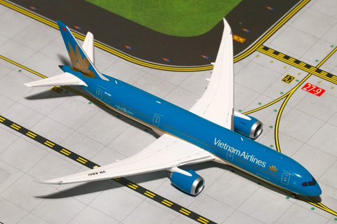 1/400 Gemini Jets Vietnam Airlines Boeing 787-9 Dreamliner Diecast Model Airplanes - RW Hobbies