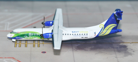 1/400 GeminiJets MASwings ATR-72 Diecast Model - RW Hobbies