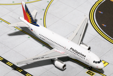 1/400 GeminiJets Philippines Airlines Airbus A319 Diecast Model - RW Hobbies