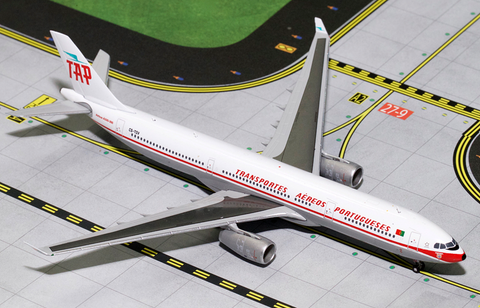 1/400 GeminiJets TAP Air Portugal Airbus A330-300 Diecast Model - RW Hobbies