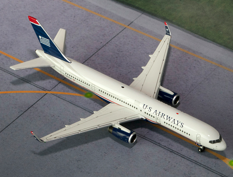 1/400 GeminiJets US Airways Boeing 757-200w Diecast Model - RW Hobbies