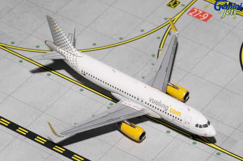 1/400 Gemini Jets  Vueling Airbus A320-200 Diecast Model Airplanes - RW Hobbies