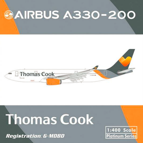 1/400 Phoenix Thomas Cook Airbus A330-200 - RW Hobbies