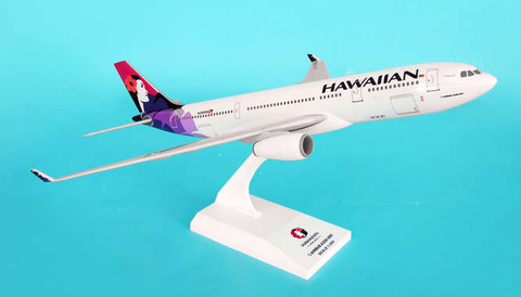 Skymarks Hawaiian Airlines Airbus A330-200 1/200 Plastic Model - RW Hobbies