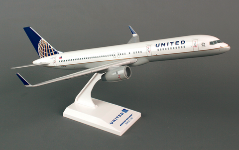 Skymarks United Airlines Boeing 757-200ER 1/150 Plastic Model - RW Hobbies