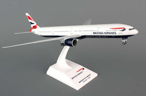 Skymarks British Airways Boeing 777-300ER 1/200 Plastic Model - RW Hobbies