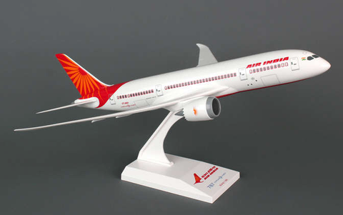Skymarks Air India Boeing 787-8 Dreamliner 1/200 Plastic Model - RW Hobbies
