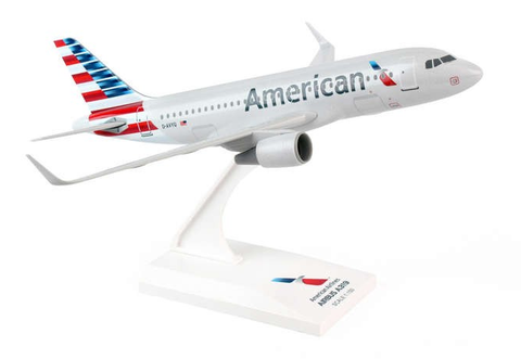 Skymarks American Airlines Airbus A319 1/150 Plastic Model - RW Hobbies