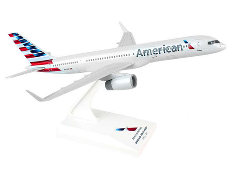 Skymarks American Airlines Boeing 757-200 1/200 Plastic Model - RW Hobbies