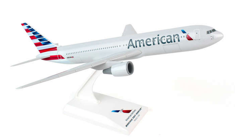 Skymarks American Airlines Boeing 767-300 1/200 Plastic Model - RW Hobbies