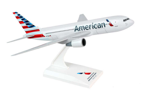 Skymarks American Airlines Boeing 767-200 1/200 Plastic Model - RW Hobbies