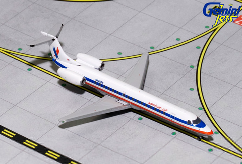 1/400 GeminiJets American Eagle Embraer ERJ-145 Diecast Model - RW Hobbies